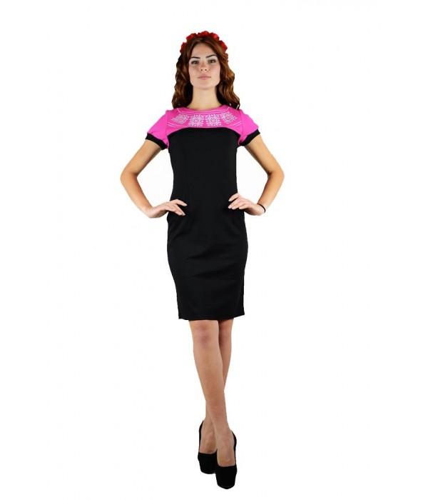 Платье «День-Ночь» М-1020-2, Платье «День-Ночь» М-1020-2 купити
