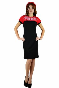 Платье «День-Ночь» М-1020-3