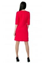 Платье вышитое крестиком М-1022-6