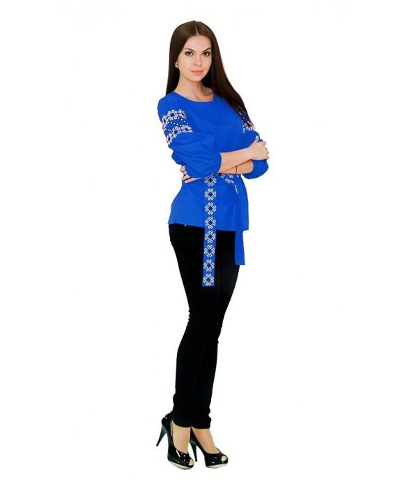 Сорочка вишита жіноча М-218-1, Сорочка вишита жіноча М-218-1 купити
