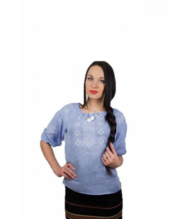 """Рубашка """"Нежность"""" М-2212-1, Рубашка """"Нежность"""" М-2212-1 купити"""