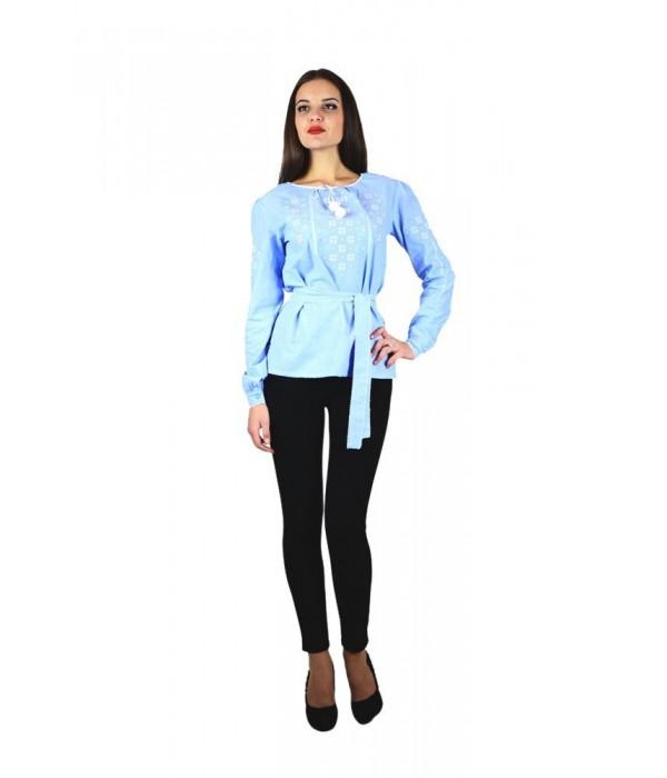 Сорочка вишита жіноча М-225-4, Сорочка вишита жіноча М-225-4 купити