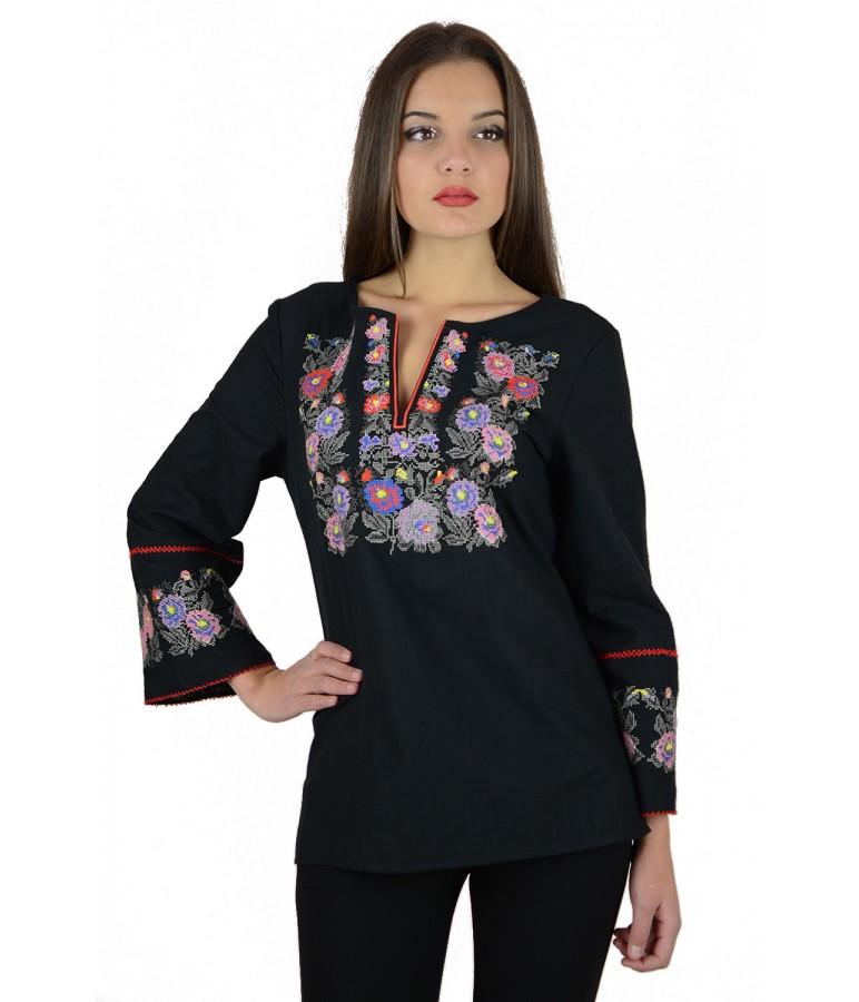 Сорочка вишита жіноча М-226-3 купити у Львові 6a6e7203aa47d