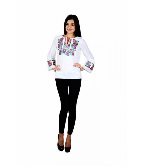 Сорочка вишита жіноча М-226-1, Сорочка вишита жіноча М-226-1 купити