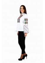 Рубашка вышитая женская М-229