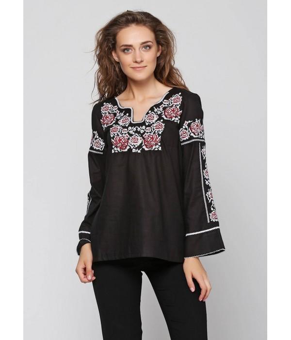 Сорочка вишита жіноча М-230-7, Сорочка вишита жіноча М-230-7 купити