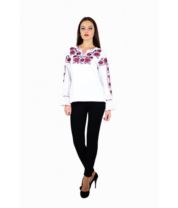Сорочка вишита жіноча М-230-1, Сорочка вишита жіноча М-230-1 купити