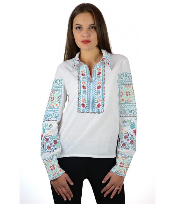 Сорочка вишита жіноча М-231-2, Сорочка вишита жіноча М-231-2 купити