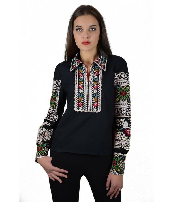 Сорочка вишита жіноча М-231-3, Сорочка вишита жіноча М-231-3 купити