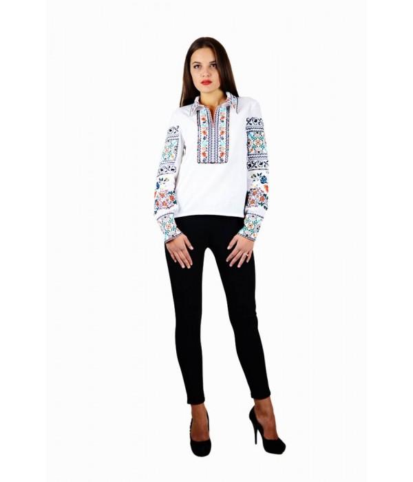 Сорочка вишита жіноча М-231, Сорочка вишита жіноча М-231 купити