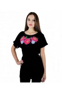 Сорочка вишита жіноча М-311-98 (пляма)