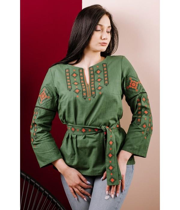 Рубашка «Традиция» M-211-25, Рубашка «Традиция» M-211-25 купити