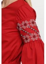 Рубашка вышитая женская Етномодерн М-218-2