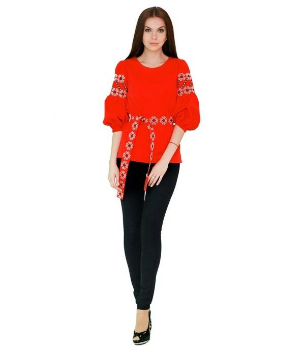 Сорочка вишита жіноча М-218, Сорочка вишита жіноча М-218 купити