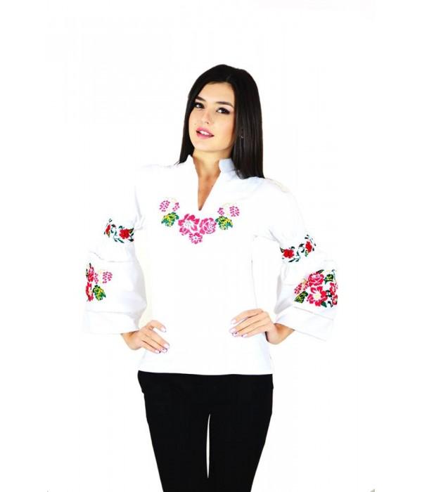Рубашки «Розы» М-220-1, Рубашки «Розы» М-220-1 купити