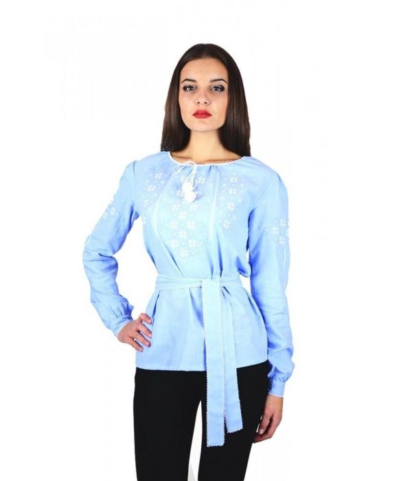 Рубашка вышитая женская М-225-4, Рубашка вышитая женская М-225-4 купити