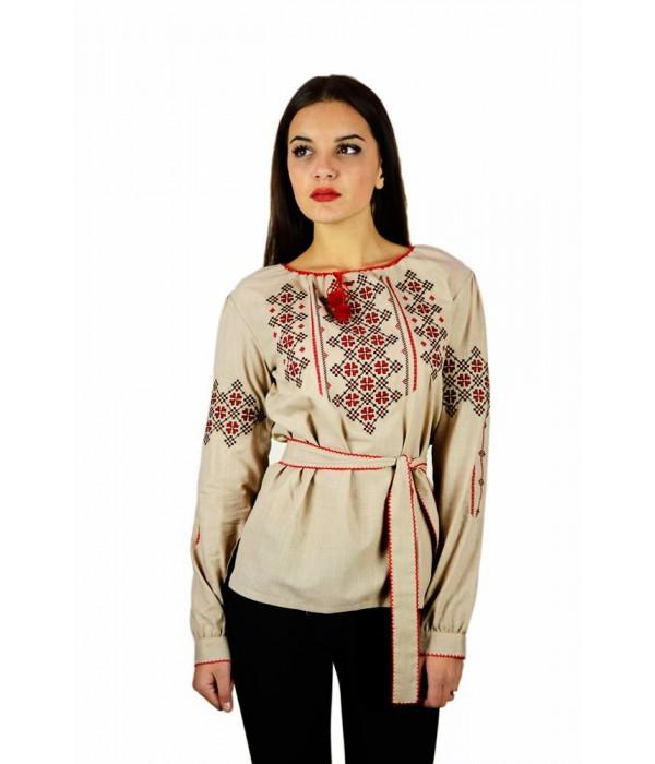 Сорочка вишита жіноча М-225-5, Сорочка вишита жіноча М-225-5 купити