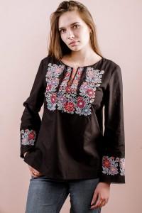 Рубашка вышитая женская М-226-3