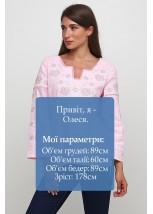 Жіноча вишиванка М-230-10