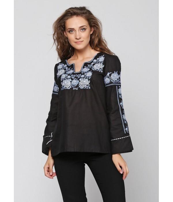 Сорочка вишита жіноча М-230-6, Сорочка вишита жіноча М-230-6 купити