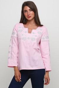 Женская вышитая рубашка  М-230-9