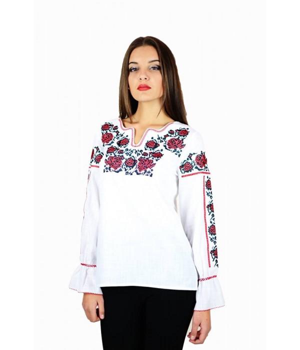 Рубашка вышитая женская М-230-1, Рубашка вышитая женская М-230-1 купити