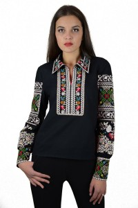 Сорочка вишита жіноча Етномодерн М-231-3