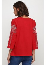 Рубашка вышитая женская Етномодерн M-232-4