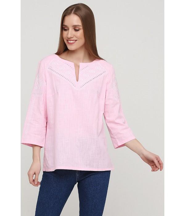 Рубашка вышитая женская Етномодерн M-232-9, Рубашка вышитая женская Етномодерн M-232-9 купити