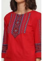 Рубашка вышитая женская Етномодерн M-234-1