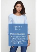 Сорочка вишита жіноча Етномодерн M-234