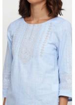 Рубашка вышитая женская Етномодерн M-234