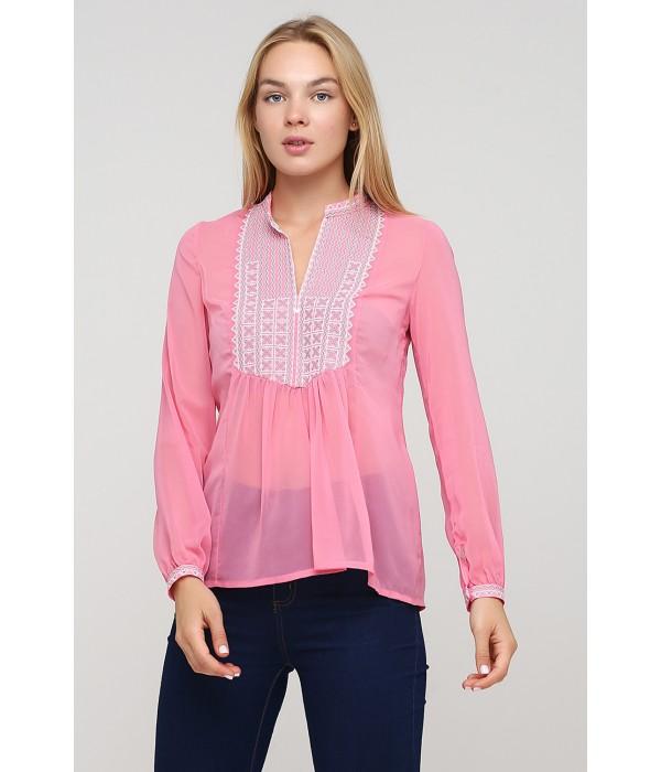 Вишита блузка ЕтноМодерн M-236-1, Вишита блузка ЕтноМодерн M-236-1 купити