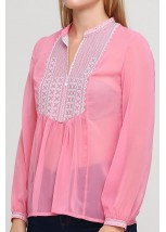 Блузки с украинской вышивкой ЕтноМодерн M-236-1