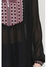Блузка вишиванка ЕтноМодерн M-236-5