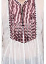 Блузка с вышивкой ЕтноМодерн M-236-6