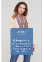 Блузка вишиванка ЕтноМодерн M-236-7