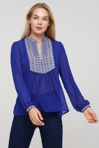 Блуза вышиванка ЕтноМодерн M-236