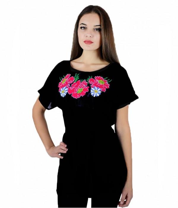 Рубашка вышитая женская М-311-8, Рубашка вышитая женская М-311-8 купити