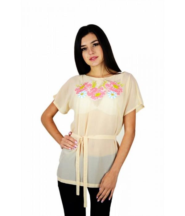 Рубашка вышитая женская М-311-6, Рубашка вышитая женская М-311-6 купити