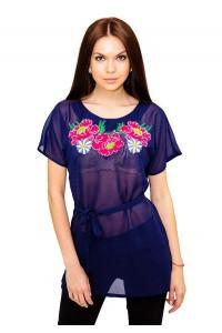 Рубашка вышитая женская М-311-1