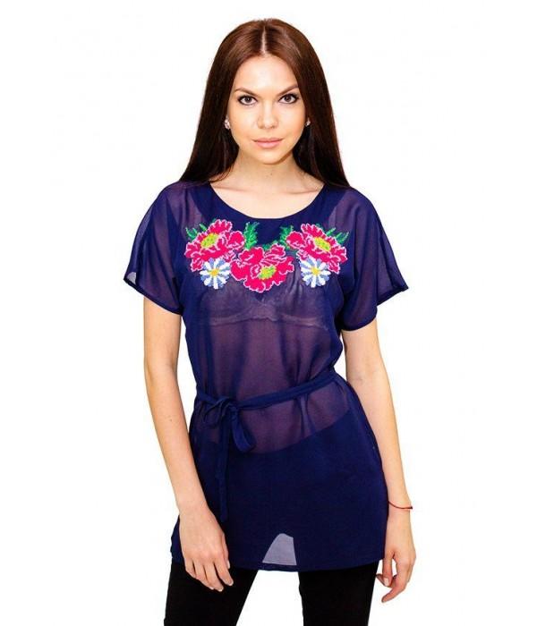 Сорочка вишита жіноча М-311-1, Сорочка вишита жіноча М-311-1 купити