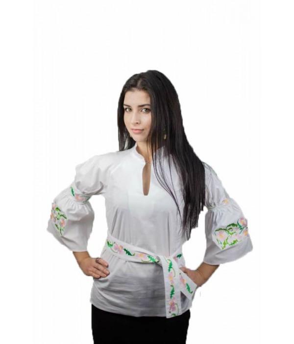 Рубашка «Маки» М-221-2, Рубашка «Маки» М-221-2 купити