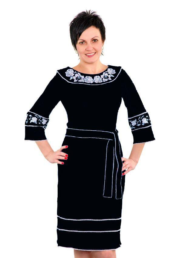 Плаття «День-Ніч» М-1020 купити у Львові ee5171d0dbb6e